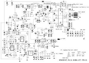 HF- PA - 250W- trsc ATT- TPS V2