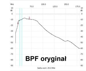BPF oryginał opis