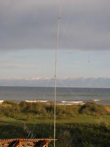 Antena 3,5MHz