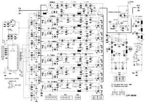 LPF 300W- HVW V 5N+ W 1