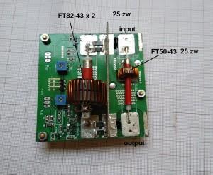 FT50-43 FT82-43 x 2